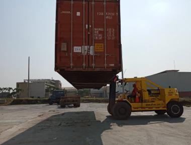 alquiler de montacarga de 3 4 5 toneladas