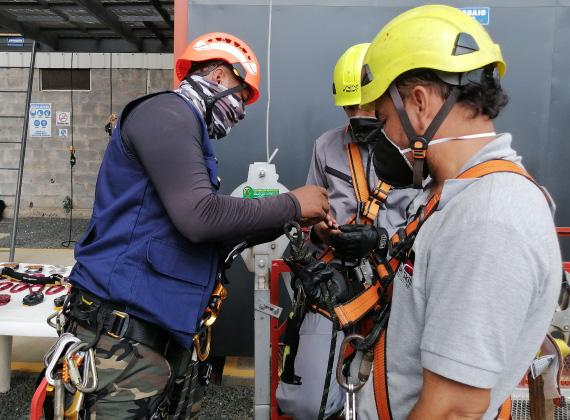 Normativa seguridad y salud en el trabajo colombia