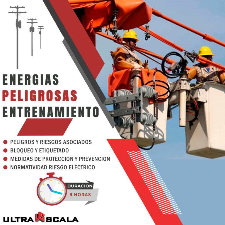 Energías peligrosas